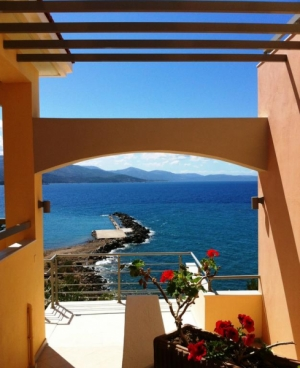 Deluxe Two-Bedroom Apartment with Sea View (4 Adults), Volissos Holiday Homes, Chios hotels, Chios rooms, Chios apartments, Chios Vacations, Volissos, Greece